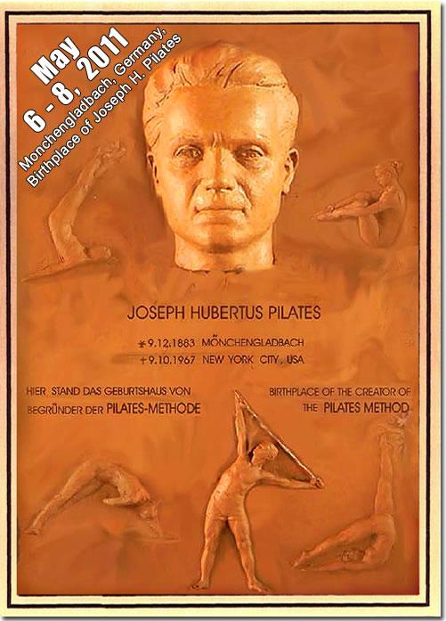 Pilates Plaque